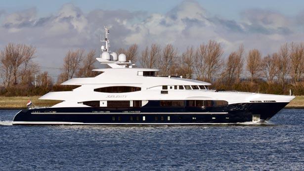 Heesen Releases More Details Of Superyacht Serenity Boat