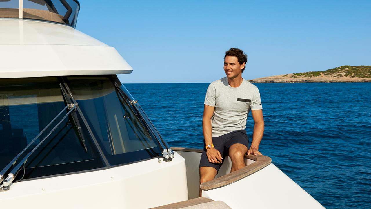 QampA On Board With Rafael Nadal Tennis Ace And Owner Of