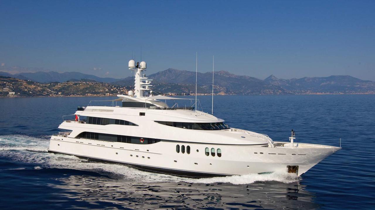 Abeking Amp Rasmussen Motor Yacht Diamond A For Sale Boat