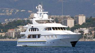 550000 Price Cut On CRN Motor Yacht Dr No No Boat