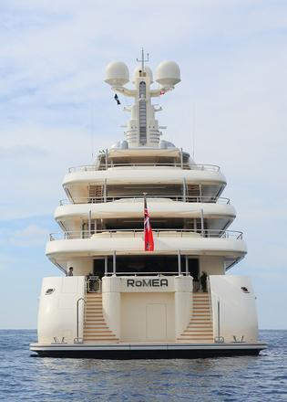 The Best Superyacht Aft Views Boat International