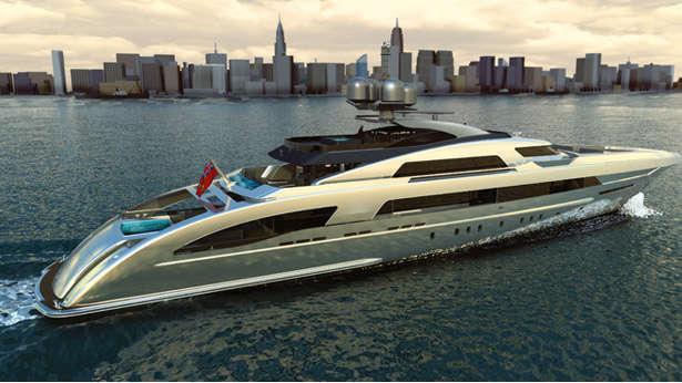 Heesen FDHF Hull Boosts Yacht Performance Boat International