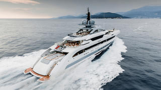 Galactica Super Nova Inside Heesens Super Fast Flagship Yacht Boat International