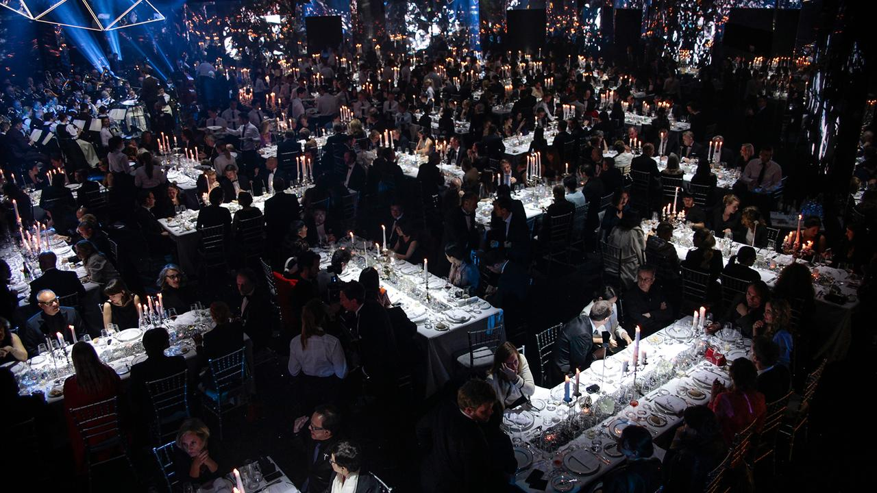 The Swarovski 120th Anniversary Gala Dinner In Pictures
