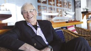 Lunch With Superyacht Owner Tom Perkins Boat International