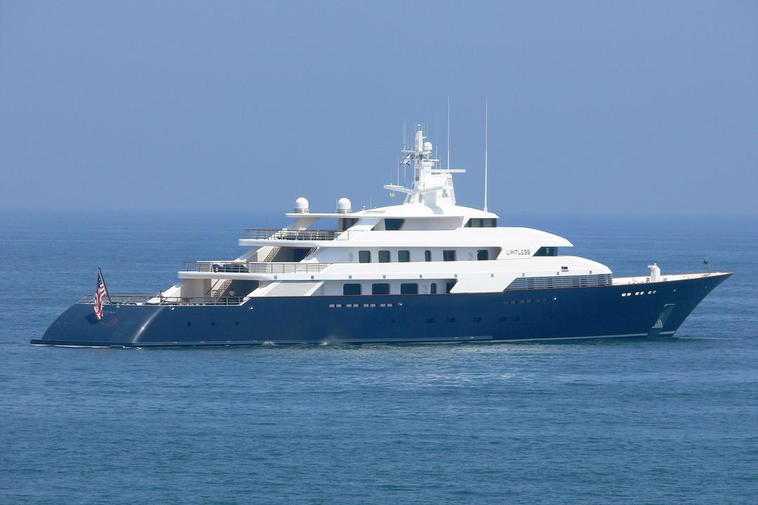 Iconic Yachts Limitless Boat International