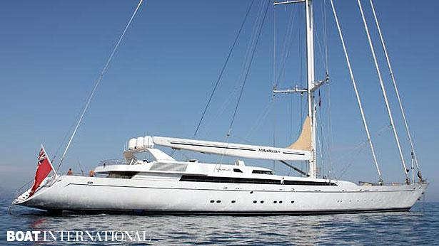 Superyacht Mirabella V Sold Boat International