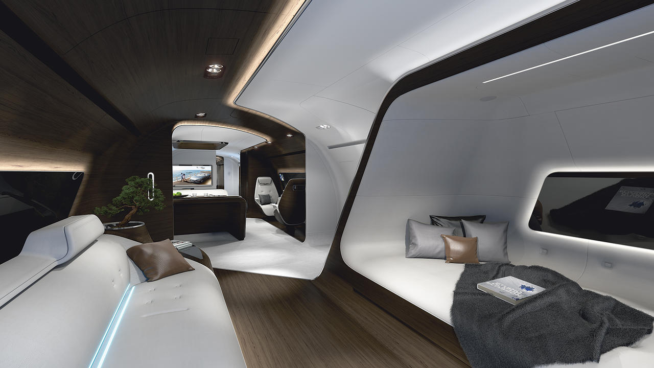 Why Private Jets Are The Ultimate Interior Design