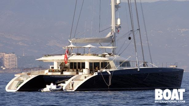 Hemisphere The Worlds Largest Catamaran Boat International