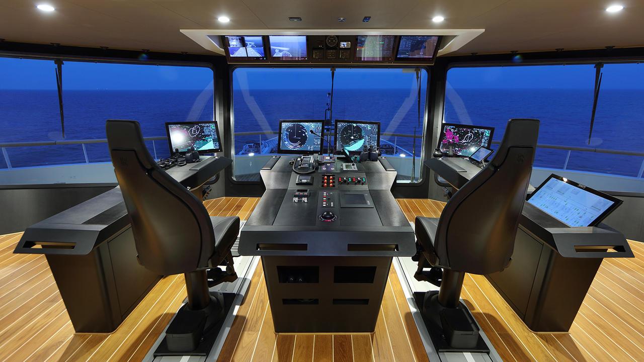 7 Of The Best Superyacht Wheelhouses Boat International