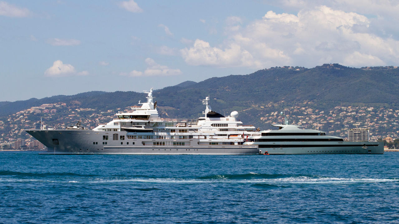 The Best Superyachts Spotted At The Cannes Film Festival