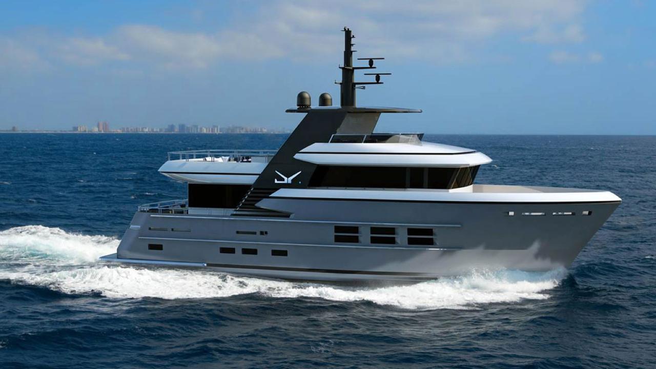 24m Drettmann Explorer Yacht To Be Revealed In 2016 Boat