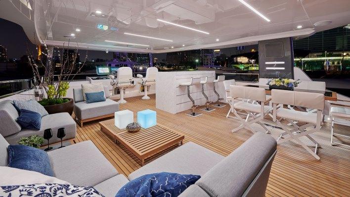 Horizon FD75: The New 23m Yacht From Horizon