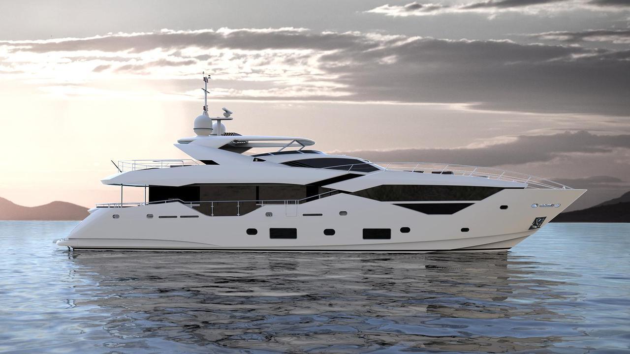 2JS OF LONDON Yacht Sunseeker Boat International