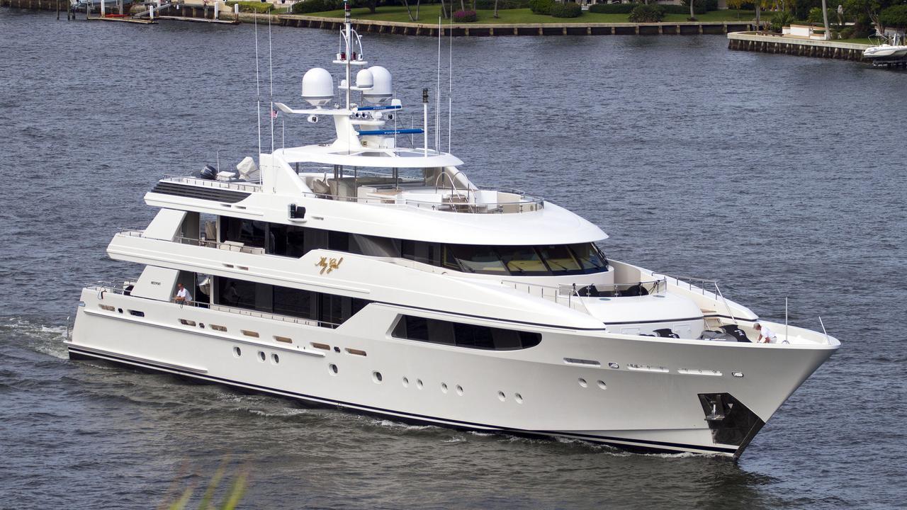 WANDERLUST Yacht Was MY GIRL Boat International