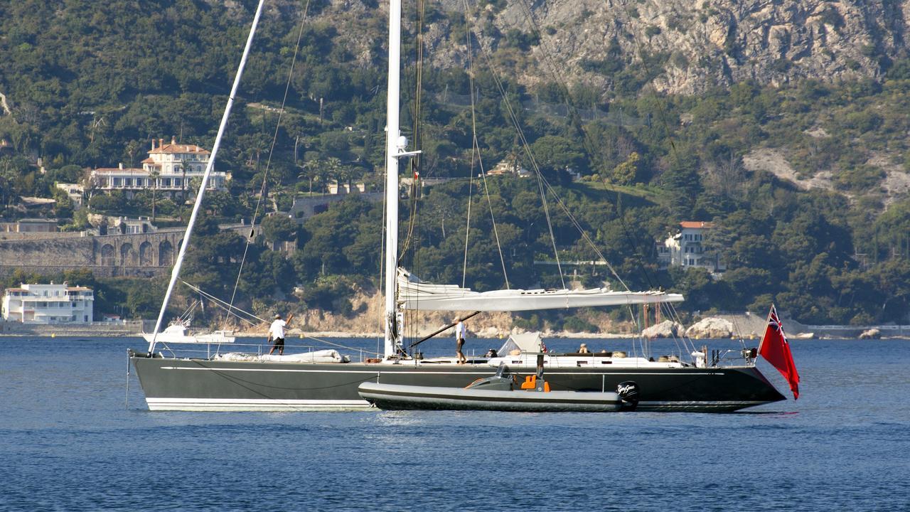 GREY GOOSE Yacht Boat International