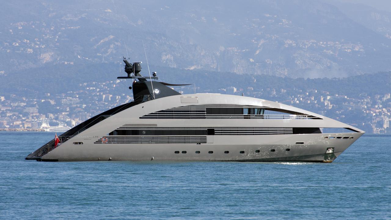 OCEAN SAPPHIRE Yacht Was OCEAN SAPPHIRE Boat