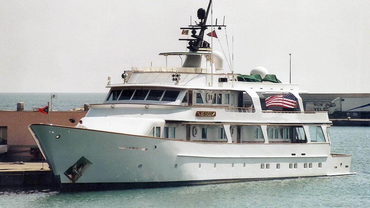 BIG EAGLE Yacht Was SAMANIR Boat International