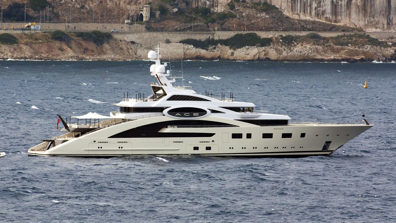 ACE Yacht Lurssen Boat International