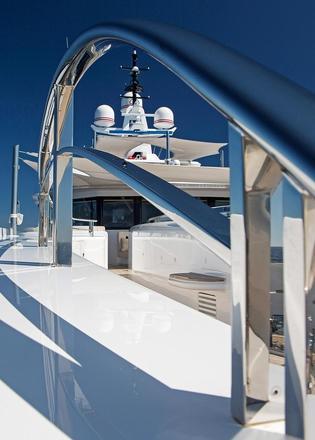 FOREVER ONE Yacht Boat International