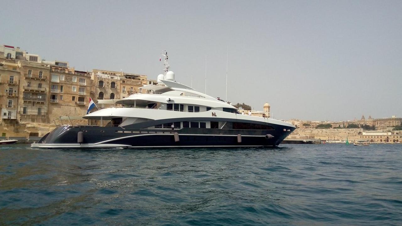 MY LOYALTY Yacht Heesen Yachts Boat International