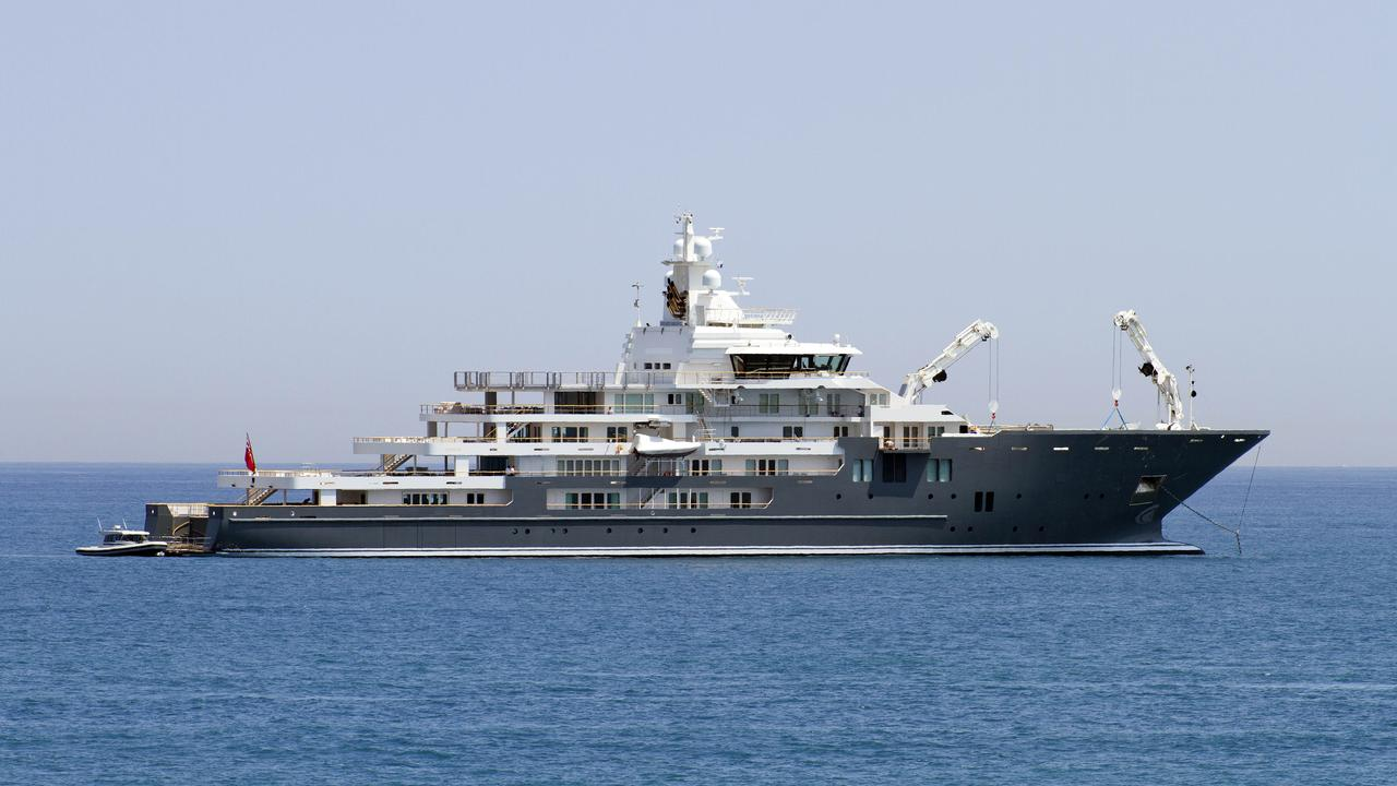 ANDROMEDA Yacht Was ULYSSES Boat International