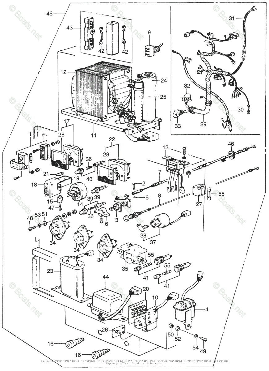Wiring Diagram For Em5000s Generator