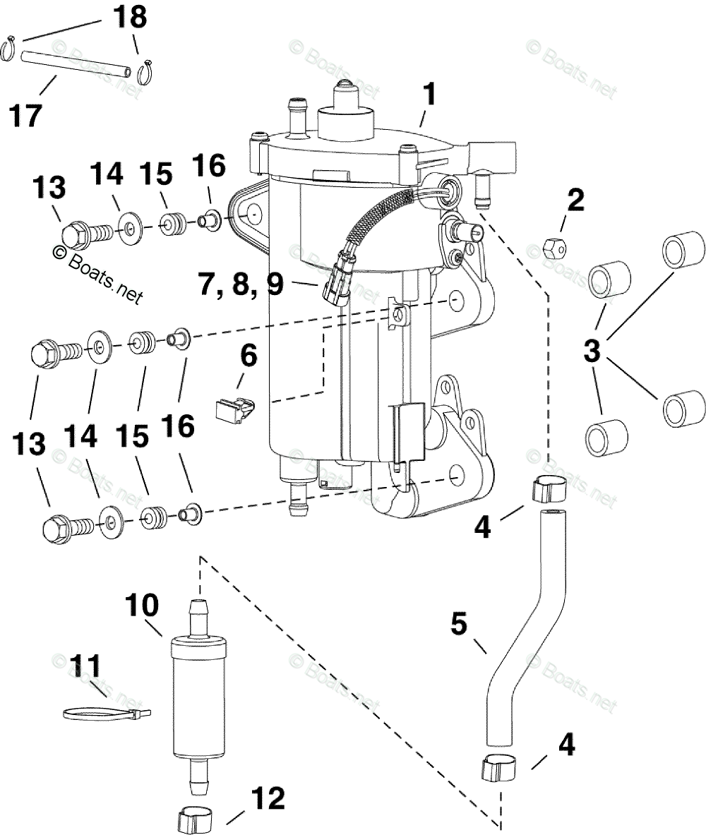 Evinrude Outboard Parts by Year 2009 OEM Parts Diagram for