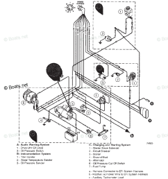 mercruiser 5 0 alternator wiring diagram wiring diagram centre mercruiser wiring harness diagram [ 1001 x 1200 Pixel ]