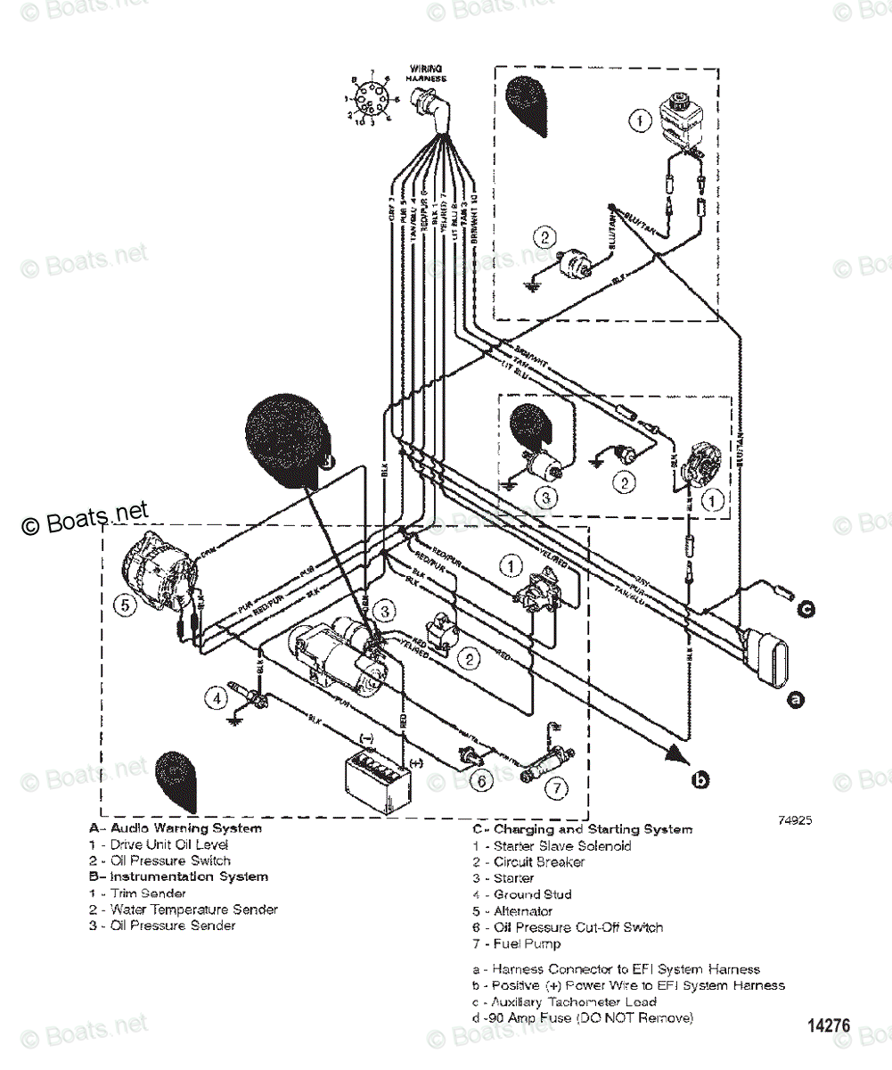 hight resolution of mercruiser 5 0 alternator wiring diagram wiring diagram centre mercruiser wiring harness diagram