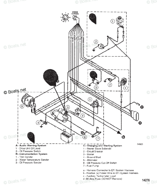 small resolution of mercruiser 5 0 alternator wiring diagram wiring diagram centre mercruiser wiring harness diagram