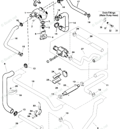 mercury mercruiser sterndrive parts by year mercruiser oem parts mercruiser 5 0 hose diagram [ 958 x 1200 Pixel ]