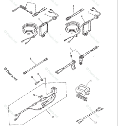 mercury mercury mariner outboard parts by hp liter 40hp oem parts diagram for electrical kill switch assembly boats net [ 978 x 1200 Pixel ]
