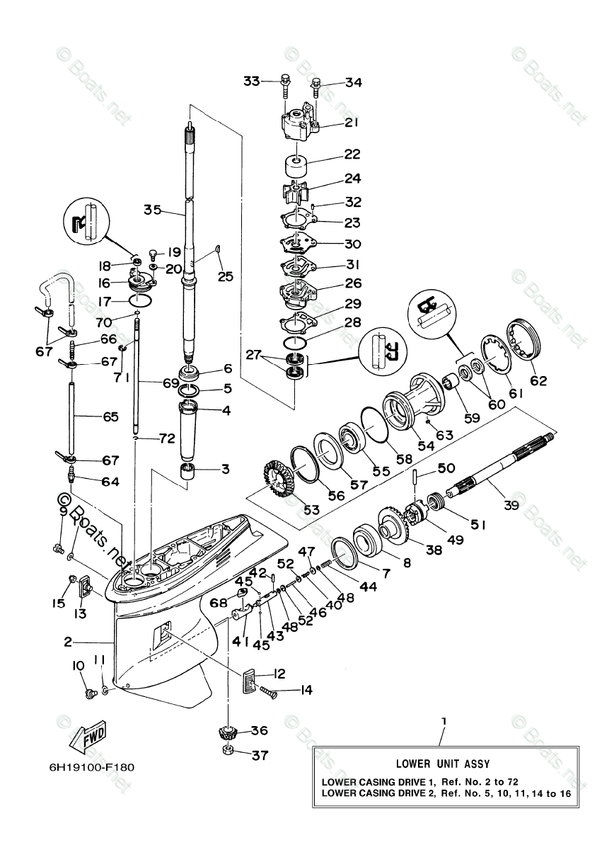 hight resolution of yamaha outboard schematic diagram wiring diagram g8 yamaha mz360 parts diagram yamaha outboard parts by hp