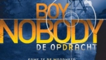 Boy Nobody – De opdracht (The Unknown Assassin #2) – Allen Zadoff
