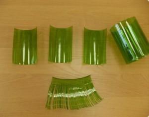 Пластикалық бөтелкелер ағашы