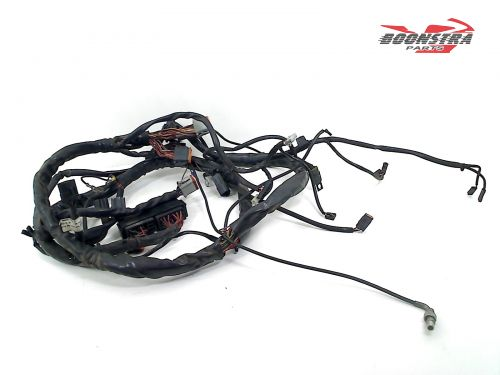 Used Harley Davidson Wiring Harness (Main) parts