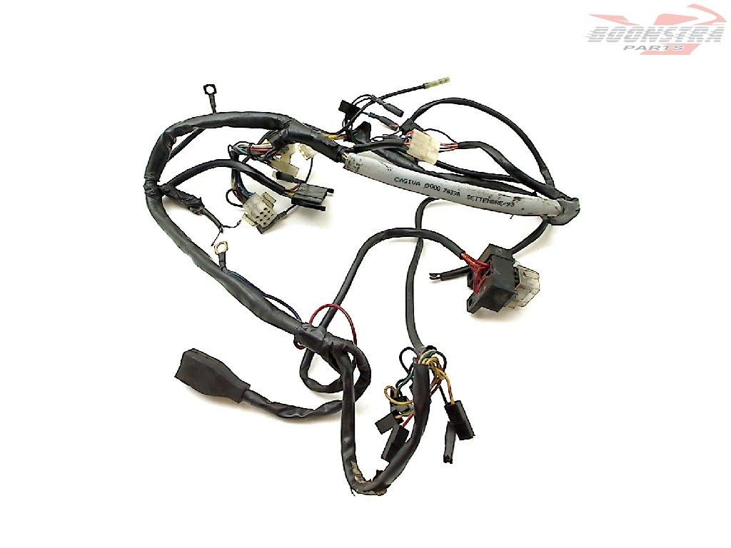Cagiva 521 Roadster Custom Wiring Harness Main