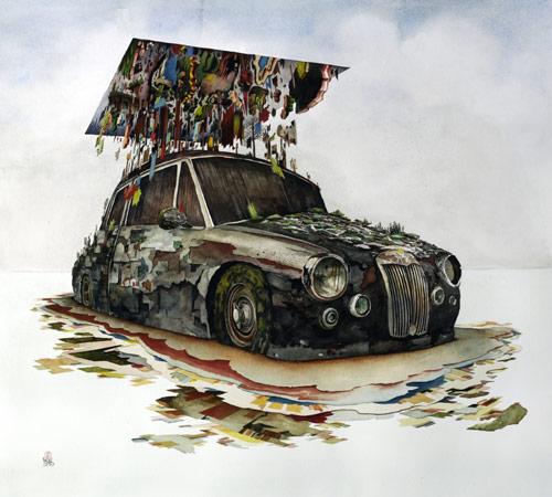 artist painter rob sato