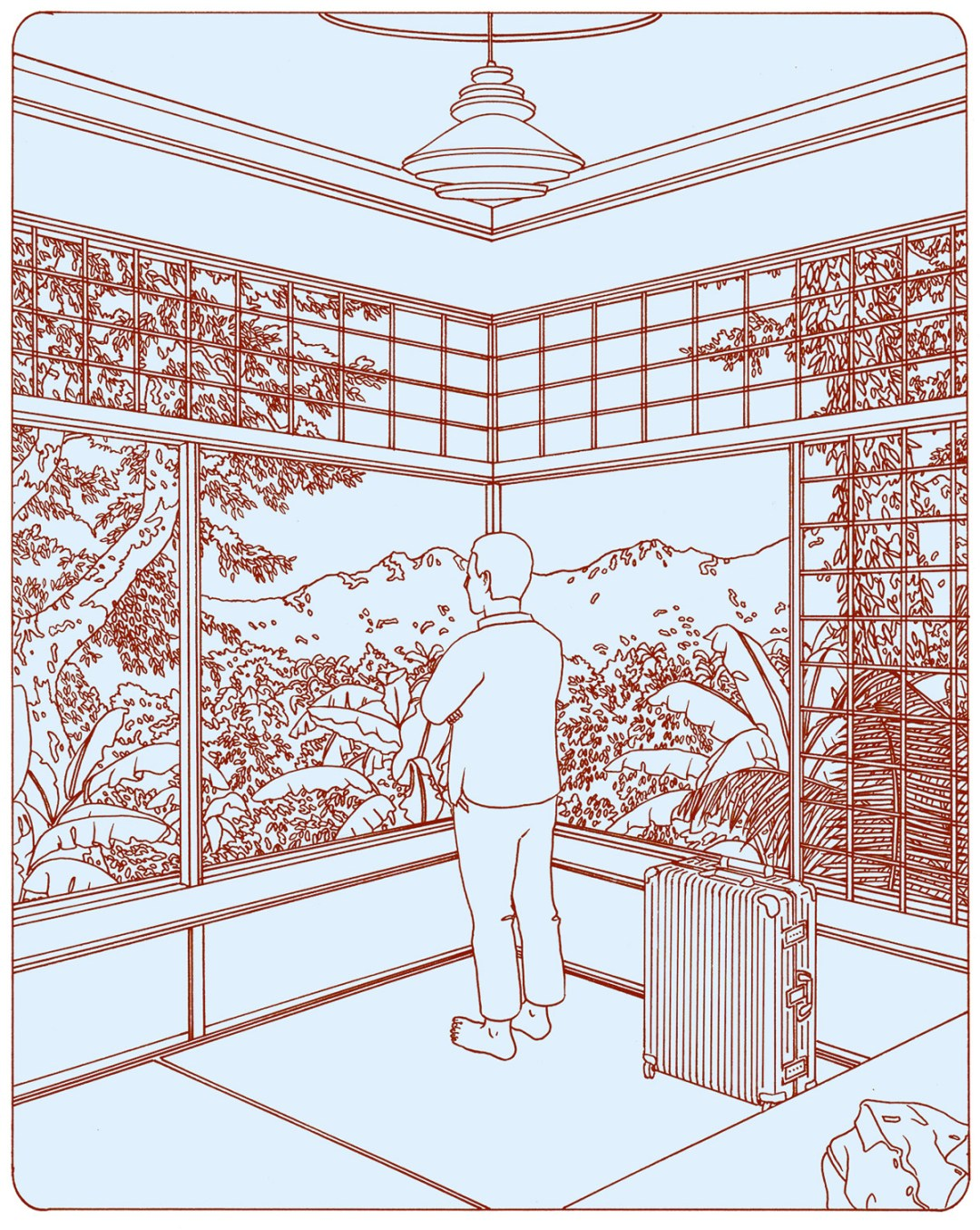 Illustrator Spotlight: Liam Cobb