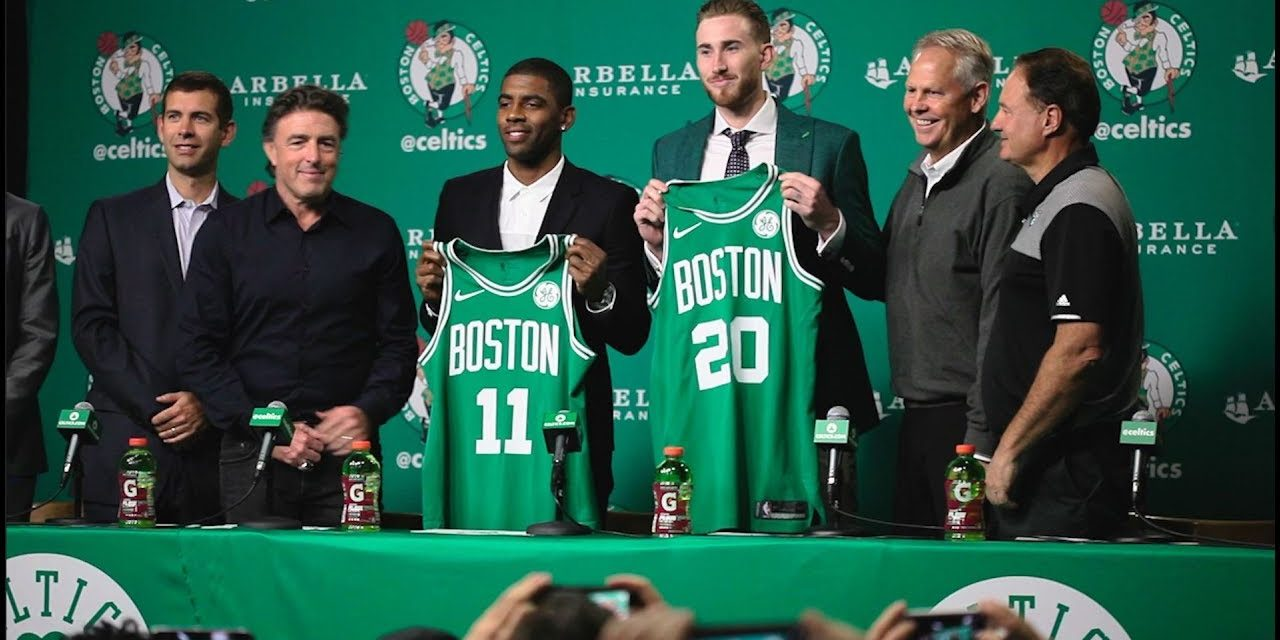 BREAKING DOWN THE CELTICS ROSTER  Boston Sports Extra