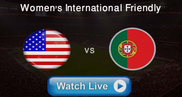 usa vs portugal live