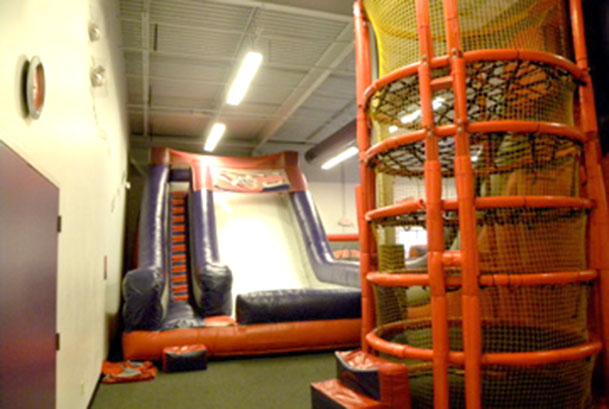 Horsham Indoor Bounce House Attractions and Pictures  BounceU