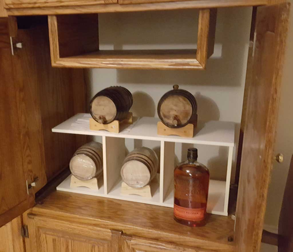 Bourbon Bunkers Ideas For Storing Your Bourbon Collection