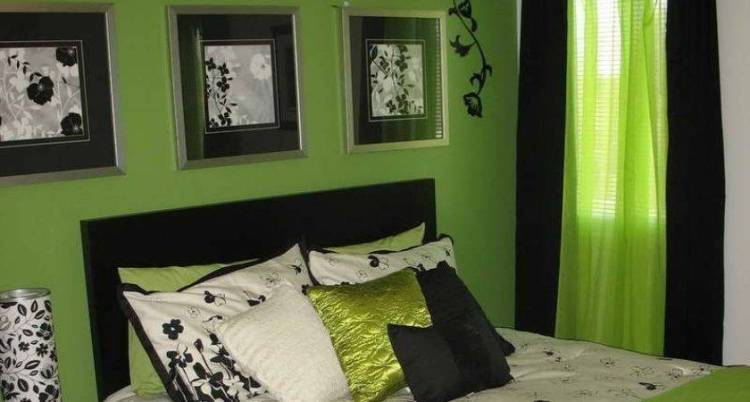 19 Black White Lime Green Bedroom Ideas Ideas That Will Huge This Year Homes Decor