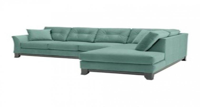 26 cool low profile sectional sofas