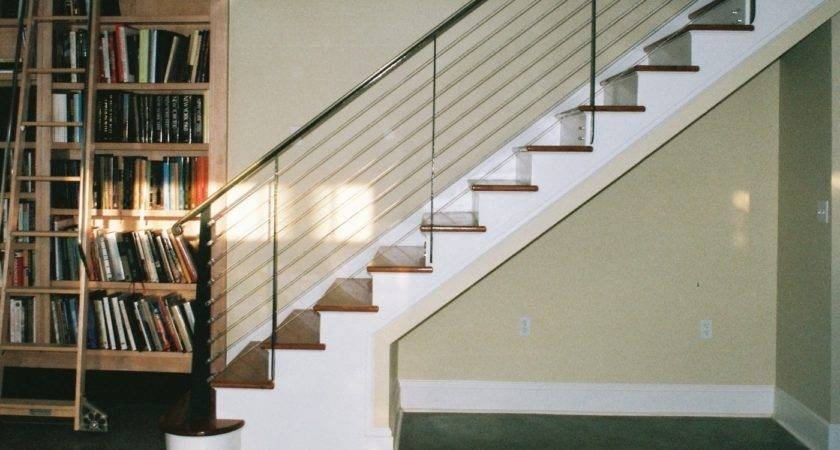 26 Simple House Staircase Railing Design Ideas Photo Homes Decor | House Stair Railing Design | Ancient | Exterior | Simple | Scandinavian | Ss Banister