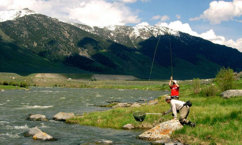 Madison River Montana Fly Fishing Camping Rafting  AllTrips