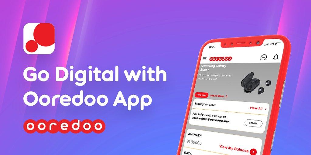 Ooredoo App