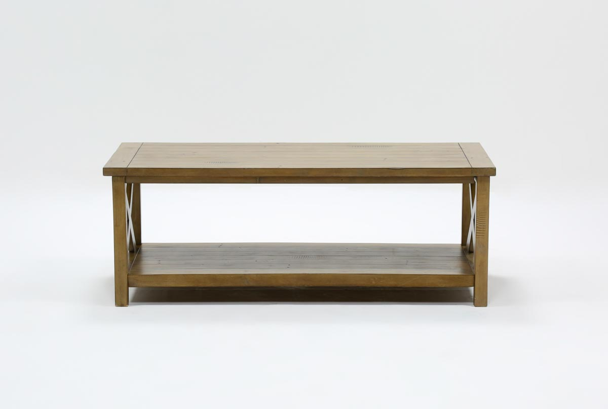 Duke Coffee Table Living Spaces